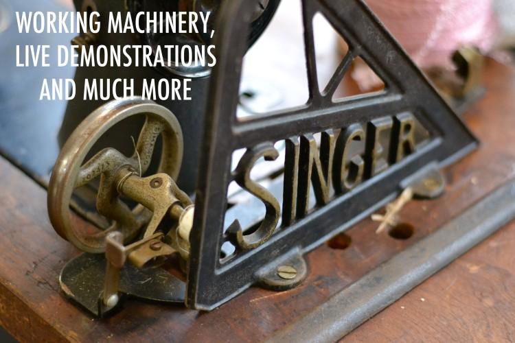 Sewing Machine Slider